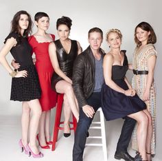 EW-Once Upon A Time cast