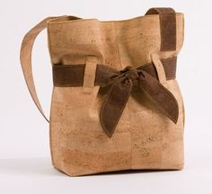 Cork bag - hand made in Portugal