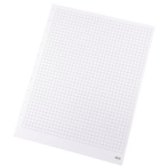 M by Staples ARC Graph Refill A4 Gridded 50 Sheets White | Staples.co.uk
