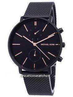 37e38282be0d Michael Kors Jaryn Chronograph Quartz MK8504 Men s Watch Watches Michael  Kors