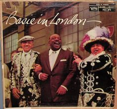 Basie in London (Verve MGV-8199).