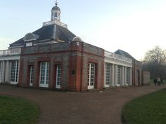 Serpentine Gallery in London, Greater London