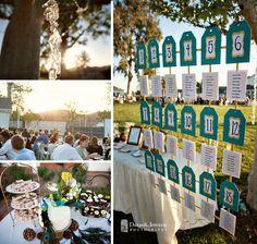 Real Wedding: Heather + Grayson's Fun Wedding