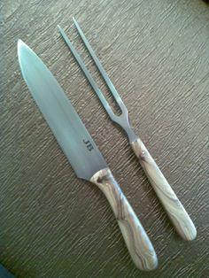 8 Best knives of interest images | Kitchen knives, Custom