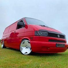 Yes I know it's not a 5 but I like the wheels Vw Vanagon, Vw T5, Volkswagen, T4 Transporter, Camper Van Conversion Diy, New Bus, Van Life, Muscle Cars, Wheels