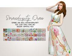 Serendipity Dress - Deetron Sims