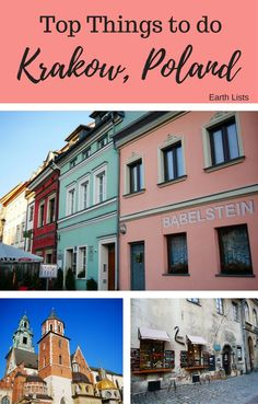 Heading to Krakow Poland? Want a quick list of the top things to do in Krakow? Here is a list of my tried and tested Things to do during your trip to Krakow, Poland.