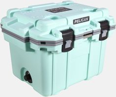 Pelican™ 30QT Elite Cooler Seafoam/Grey