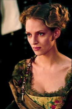 Uma Thurman in Vatel (2000), directed by Roland Joffé
