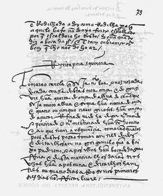 O Livro de receitas da Infanta D. Maria de Portugal
