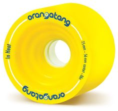 Check out the deal on Orangatang Wheels - In Heat 75mm 86A at LongboardSkater.com