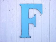 Rustic Shabby Chic Wedding Initial Personalized by LettersofWood, $42.00