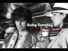 Ruby Tuesday (The Rolling Stones) my alternative cover