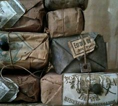 bread packaging from Letterology 8.11.13