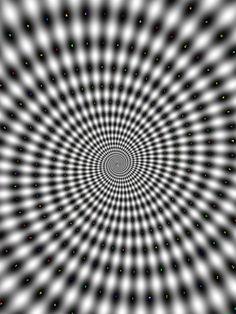 Optical Illusions Art Optical, Optical Illusions, Fractal Art, Fractals, Illusion Art, Op Art, Trippy, Graphic Art, Poster Prints