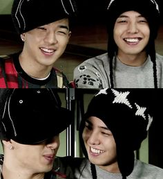 Best friends!!!GD and SOL