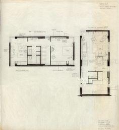 Habitat project matrix - module  Habitat '67