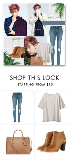 """"""".189"""" by i-love-louis-thetommo-tomlinson on Polyvore featuring Bambam, Uniqlo, Tory Burch, women's clothing, women's fashion, women, female, woman, misses and juniors"""