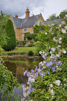 Coton Manor, in Northamptonshire, England