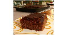 Schoko-Zucchini-Blechkuchen, ein Rezept der Kategorie Backen süß. Mehr Thermomix ® Rezepte auf www.rezeptwelt.de
