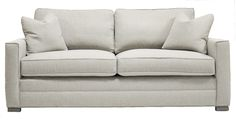 """Comina - Summerton Sleep Sofa from Vanguard Furniture. W 80 D 38 H 35 Inches  Arm H: 26"""" Seat Cushion height: 20 """" - Able to order in 2 different Air Mattress versions. TBD"""