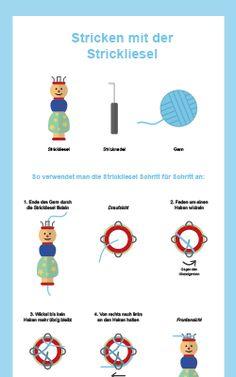 Diy For Kids, Cool Kids, Crafts To Make, Fun Crafts, Spool Knitting, Textiles, Blog, Handmade, Sewing