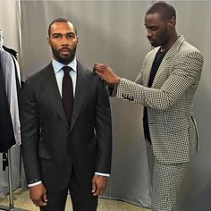 Omari and his fashion