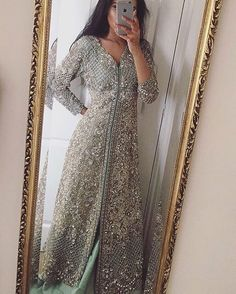 Made on orders Worldwide Delivery In pakistan half payment Advance Foreign countries Advance Contact at watsapp : Pakistani Party Wear, Pakistani Wedding Outfits, Pakistani Couture, Bridal Outfits, Pakistani Dresses, Indian Dresses, Nikkah Dress, Pakistani Clothing, Wedding Hijab