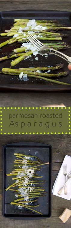 Roasted asparagus beats out steamed asparagus almost every time for ...