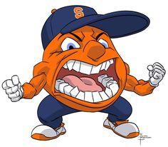 2016 Syracuse Orange Team Signed F/sz Logo #Basketball - Jim Boeheim from $124.99