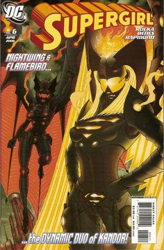 Cover for Supergirl (DC, April 2006) #6 [Direct]
