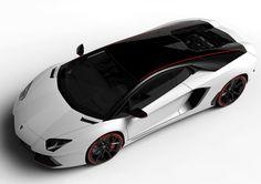 Met de Aventador LP700-4 Pirelli Edition viert Lamborghini de langdurige samenwerking. Ooit??