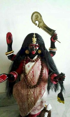 Mother Kali, Divine Mother, Kali Goddess, Mother Goddess, Hindu Deities, Hinduism, Kali Hindu, Shiva Shakti, Costumes