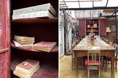 #Deco a lo GARDEN Shop  Inspira tu #jardín en este vivero de estilo shabby chic & vintage  #decoración #FridayFinds