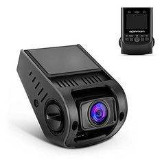 APEMAN Dash Cam Covert Recorder FHD 1080P Car Dashboard Camera DVR 170 Wide Angle Lens Hidden Vehicle Video Camcorder with WDR GSensor Loop Recording Black >>> More info could be found at the image url.Note:It is affiliate link to Amazon. #shoutout