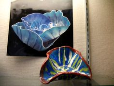 CHIHULY BOWLS: Clay project    http://www.mrspecter.com/jefferson/Current%20Artwork.htm