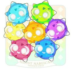 Nabei Cat - Minior núcleo azul, verde, amarillo, naranja, violeta, rojo y añil. Cat Pokemon, Pokemon Dragon, Ghost Pokemon, Pokemon Eeveelutions, Pokemon People, Pokemon Pokedex, Pokemon Memes, Pokemon Sun, Cute Kawaii Animals