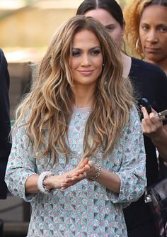 Jennifer Lopez: Maksimalno napet bedreni mišić bez konkurencije
