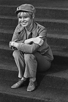 Brigitte Bardot in 1965.