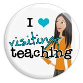 Lots of visiting teaching ideas.