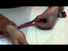 Вышивка лентами. МК от Людмилы Махнёвой. Ветреница цветок - YouTube