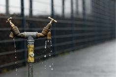 Water, water everywhere- but we're wasting it! America's water crisis...