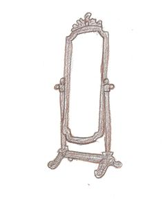 Tilting a mirror: Cheval Mirror Mounting Hardware in ...
