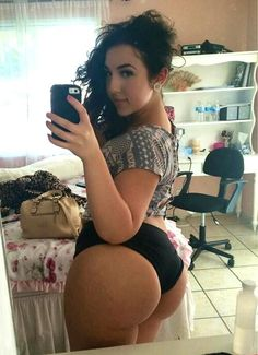 Thick white girl cam