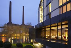 Hailing from Wolfsburg, Germany is Aqua the #21 restaurant from around the globe.