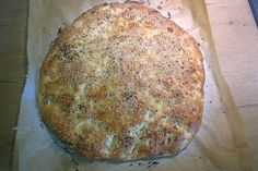 Das weltbeste Fladenbrot Bread, Ethnic Recipes, Food, Bread Baking, Cooking, Flat Bread, Food Portions, Food Food, Recipies