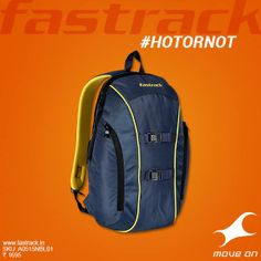 Don't beat around the bush. #HotOrNot www.fastrack.in/product/a0515nbl01