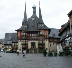 Town hall of Duderstadt, Germany My mothers maiden name and where her family originated: Duderstadt