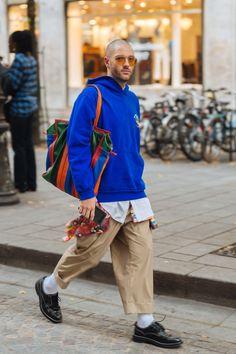 Street Style: Paris Fashion Week Part 1 – PAUSE Online | Men's Fashion, Street Style, Fashion News & Streetwear