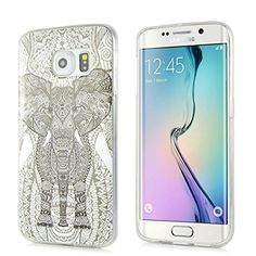 Samsung S6 Edge Case , S6 Edge Case , Galaxy S6 Edge Case Durable Soft TPU Gel Ultra Slim Case Cover Skin for Samsung Galaxy S6 Edge (Tribe Elephant) MVP CASE http://www.amazon.com/dp/B00YLEGZ4G/ref=cm_sw_r_pi_dp_yQfEvb13CJQPK